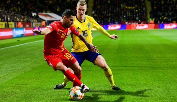 Rumanien Vs Schweden In Der Em Quali Heute Live Tv