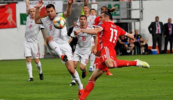 Em Qualifikation Live Wales Gegen Ungarn Heute Im Tv