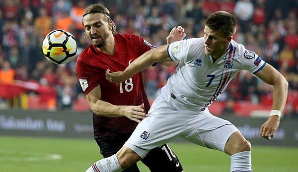 Island Gegen Turkei Die Em Qualifikation Heute Live Im Tv