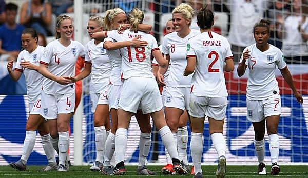 Frauen Wm Achtelfinale Heute Live England Kamerun Im Tv