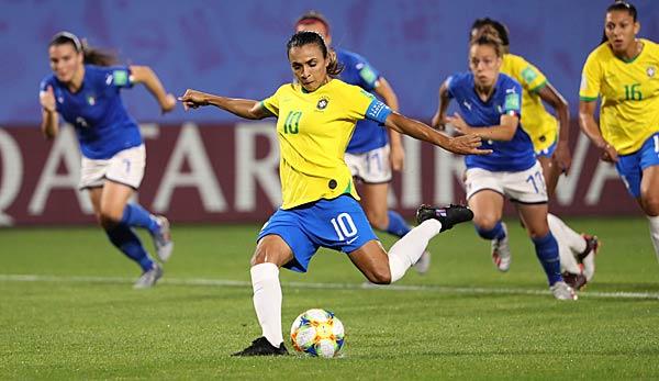 Frauen Wm Das Achtelfinale Frankreich Gegen Brasilien Heute