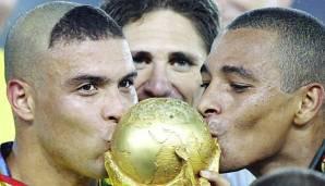 Ronaldo Luftet Das Geheimnis Um Seine Frisur Von Der Wm 2002