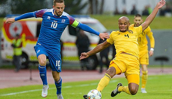 Uefa Nations League Belgien Gegen Island Heute Live Im Tv