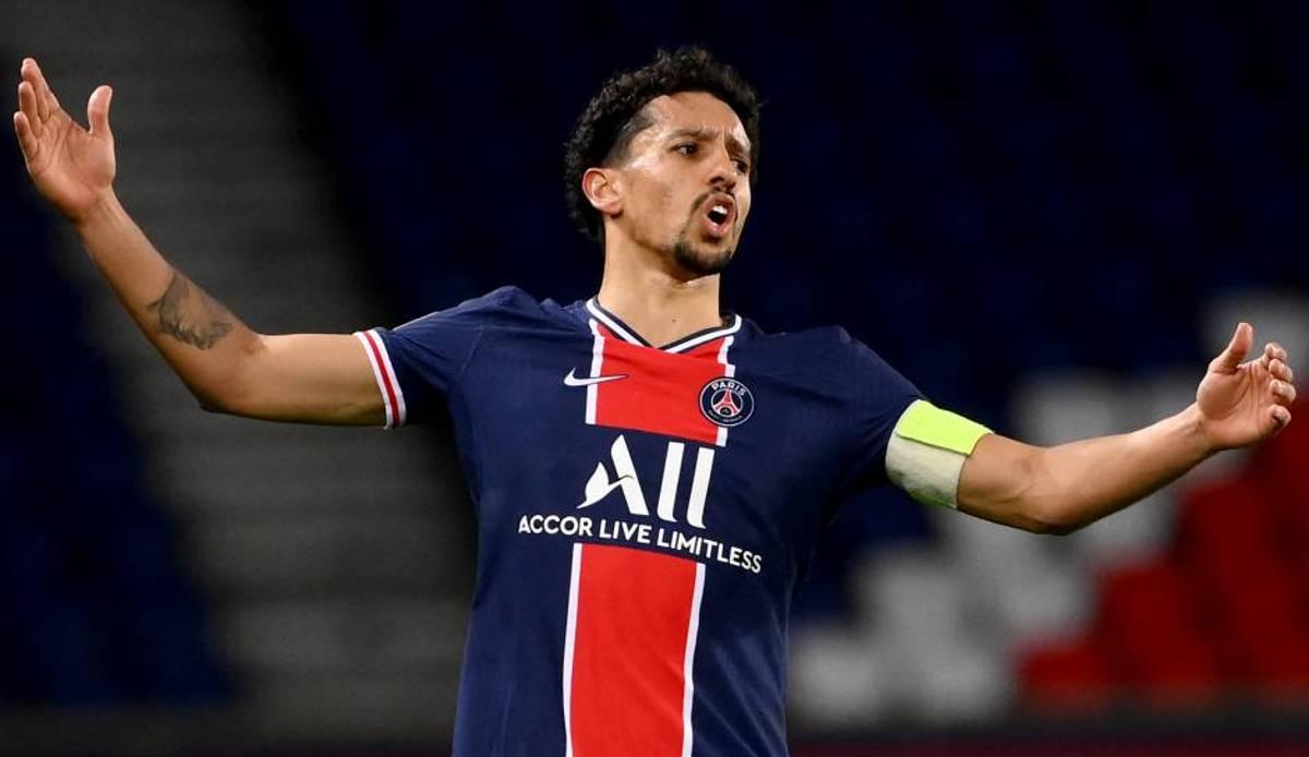 Champions League: PSG gegen Bayern ohne Kapitän Marquinhos