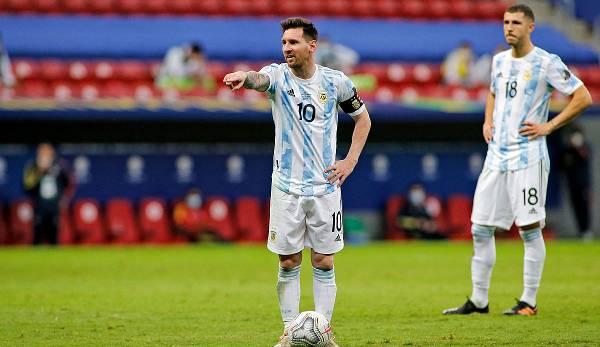 Wer Zeigt Ubertragt Copa America Finale Argentinien Vs Brasilien Live Im Tv Und Live Stream