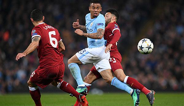 Fc Liverpool Gegen Manchester City Heute Live Sehen Tv