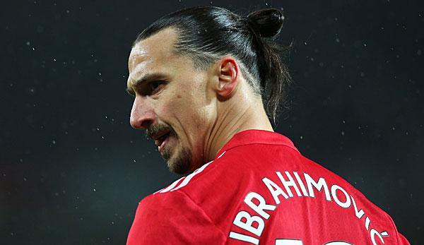 Zlatan Ibrahimovic Mit Rundumschlag Gegen Manchester Uniteds Class Of 92 Beschweren Sich Immer Nur