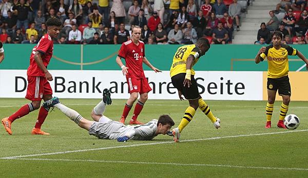 B Junioren Bundesliga Heute Live Mit Fc Bayern Und Dem Bvb