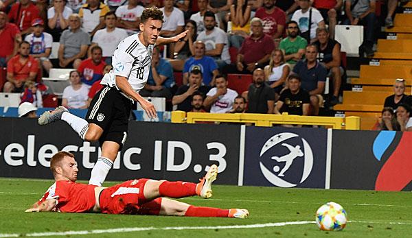 U21 Em Deutschland Gegen Serbien Heute Im Live Ticker