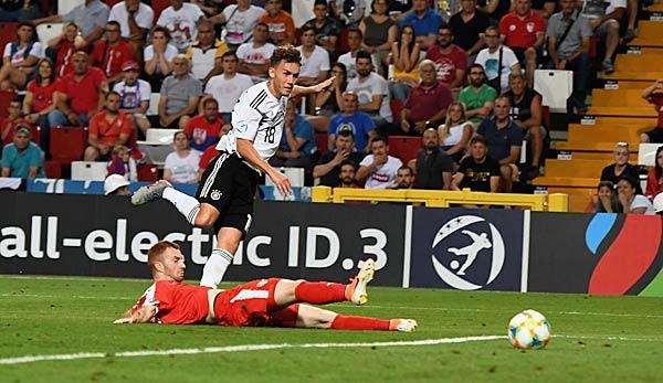 deutschland fußball u21