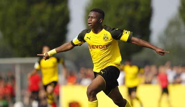 Bvb Borussia Dortmund Gegen Fc Schalke 04 Heute Live U19