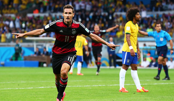 Deutschland Brasilien 7 1 Im Wm Halbfinale Die Spox