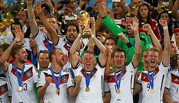 Der Wm Kader Der Deutschen Nationalmannschaft Wen Nimmt