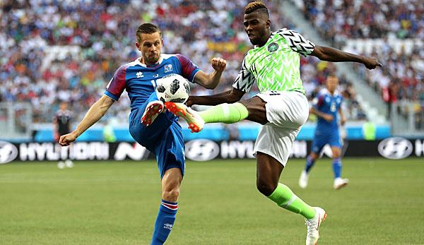 Nigeria Gegen Island Heute Live Im Livestream Liveticker
