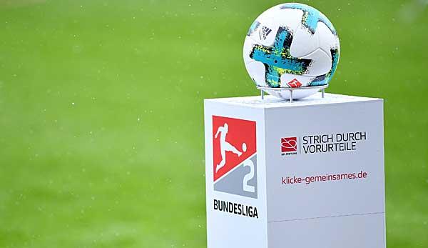 2 Bundesliga 1 Spieltag Der Saison 2019 20 Terminiert