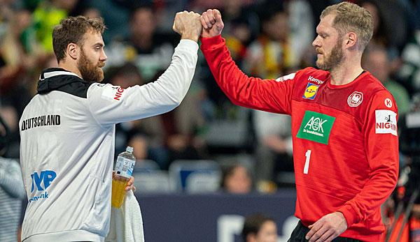 Handball Em Wer Zeigt Ubertragt Lettland Gegen Das Dhb