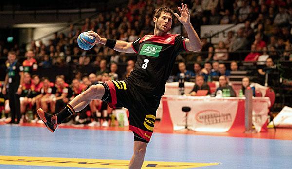Handball Em Dhb Team Deutschland Gegen Die Niederlande