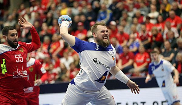 Handball Em Heute Live Im Tv Und Livestream