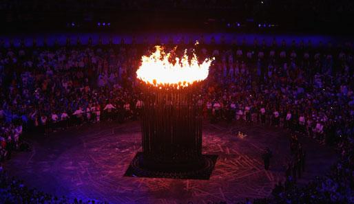 Olympia 2012 Eroffnungsfeier